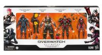 Overwatch - Ultimates Action Figure: Genji, Zarya, Pharah & D.VA - 4-Pack